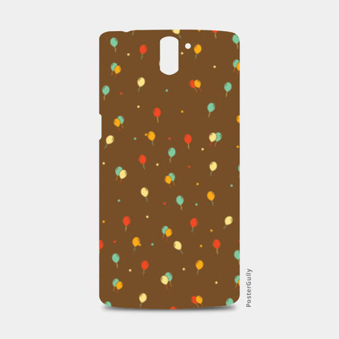Balloon Print One Plus One Cases | Artist : Swapnil Deshpandey