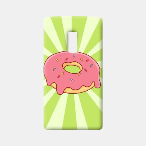 donuts One Plus Two Cases | Artist : Nishit shah