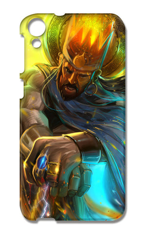 king HTC Desire 820 Cases | Artist : harshad khaire