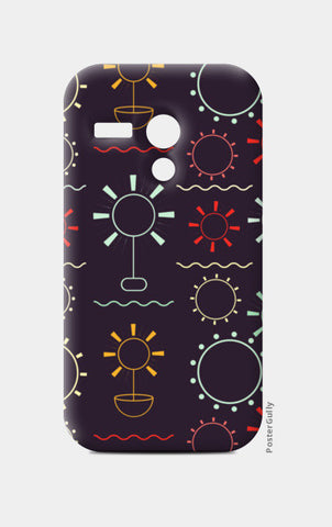 Geometric art seamless  Moto G Cases | Artist : Designerchennai