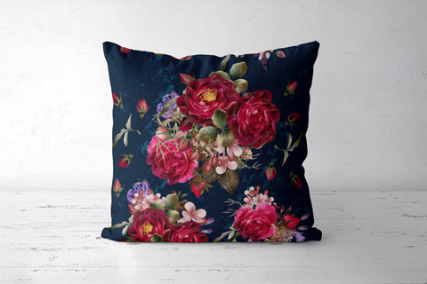 Red Blush Cushion Covers | Artist : Inderpreet Singh