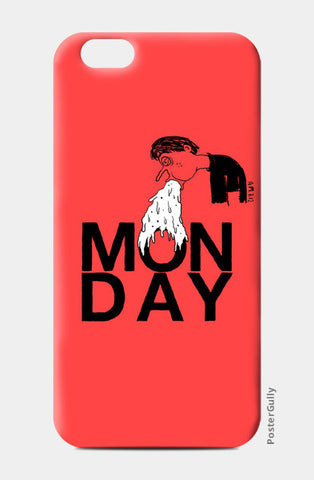 Monday iPhone 6/6S Cases | Artist : Aroop Mishra