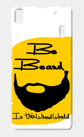be beard Lenovo A7000 Cases | Artist : Keshava Shukla