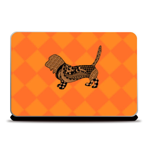 Rufus the ruffian Laptop Skins | Artist : Animal kingdom
