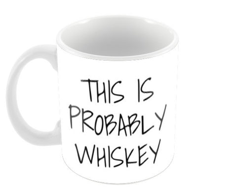 This is whiskey  Coffee Mugs | Artist : Sabrina Ruiz