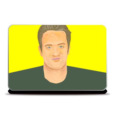 Laptop Skins, Chandler Bing - Friends - Gagandeep Singh, - PosterGully