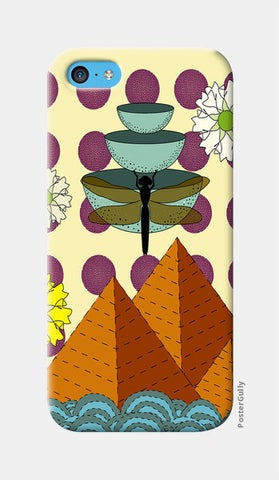 Life iPhone 5c Cases | Artist : Jignesh Waghela
