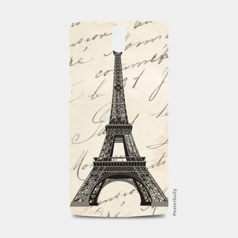 Paris One Plus One Cases | Artist : Vaishak Seraphim