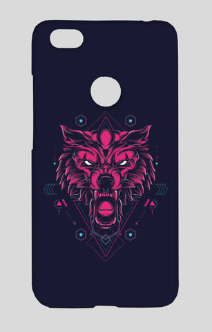 The Wolf Redmi Note 5A Cases | Artist : Inderpreet Singh