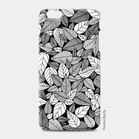 iPhone 6/6S Plus Cases, leaf mess iPhone 6 Plus/6S Plus Cases | Artist : Salonee Vichare, - PosterGully