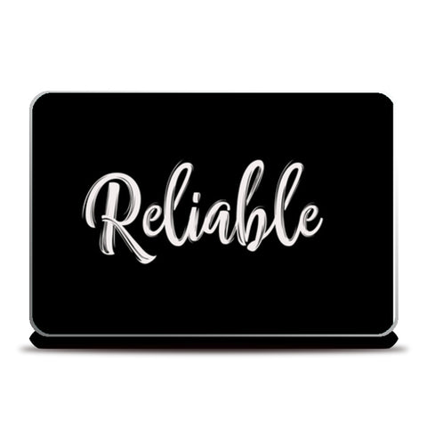 Reliable Laptop Skins | Artist : Creative DJ