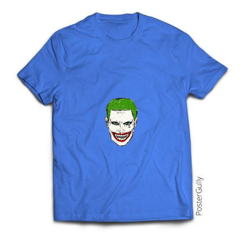T Shirts, The Clown Prince of Crime T-Shirt | Ehraz Anis, - PosterGully - 1