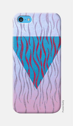 iPhone 5c Cases, Abstract iPhone 5c Case | Artist: Anahat Kaur, - PosterGully