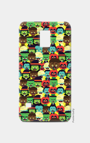 Samsung S5 Cases, HALLOWEEN MONSTERS Samsung S5 Case | Mona Singh, - PosterGully