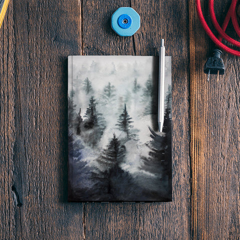 Misty Notebook | Artist : Anna Joseph