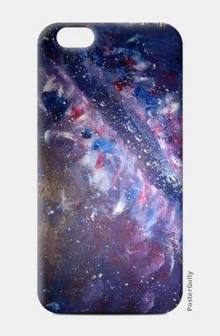 The universe @srijana's iPhone 6/6S Cases | Artist : srijana giri