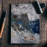 abstract 0607 Notebook | Artist : pol ledent