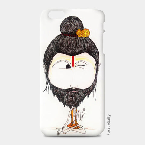 Wink Guy iPhone 6 Plus/6S Plus Cases | Artist : Kanika Bardava