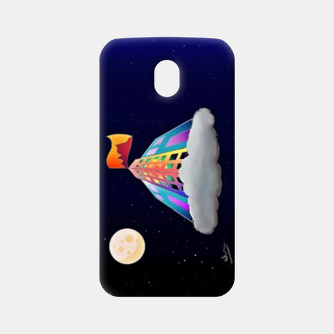 Moto G3 Cases, Wanderlust | Dream Factory Moto G3 Cases | Artist : Abhilash Katta, - PosterGully