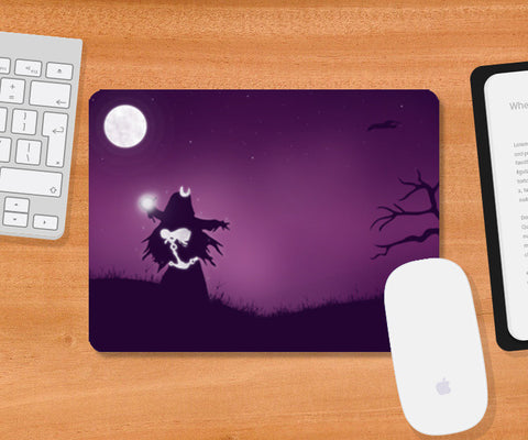Enchantress – Mystery Night Mousepad | Artist : Darshan Gajara's Artwork