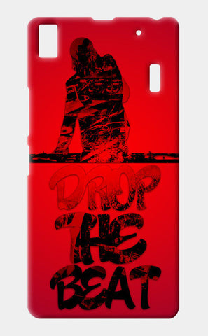 Drop The Beat Lenovo K3 Note Cases | Artist : Ajay Seth