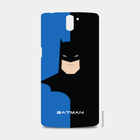 Batman Minimal One Plus One Cases | Artist : Shweta Paryani