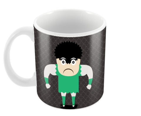 Little boy angry face Coffee Mugs | Artist : Designerchennai
