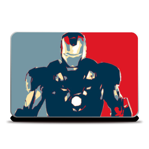Iron man : Genius Laptop Skins | Artist : LinearMan