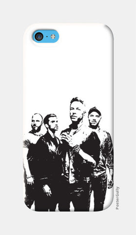 COLDPLAY BAND iPhone 5c Cases | Artist : Kau.Vish