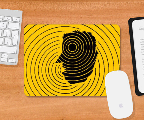 Mousepad, Voices Within Mousepad | Artist: Vaibhav Dangwal, - PosterGully