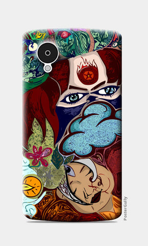 Nexus 5 Cases, Time Nexus 5 Cases | Artist : Hriddhi Dey, - PosterGully