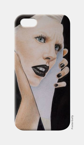 lost lady iPhone 5 Cases | Artist : Pratigya Berwal