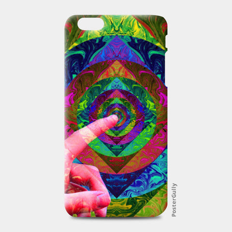 Magic Touch iPhone 6 Plus/6S Plus Cases | Artist : Adyot Rajadhyaksha
