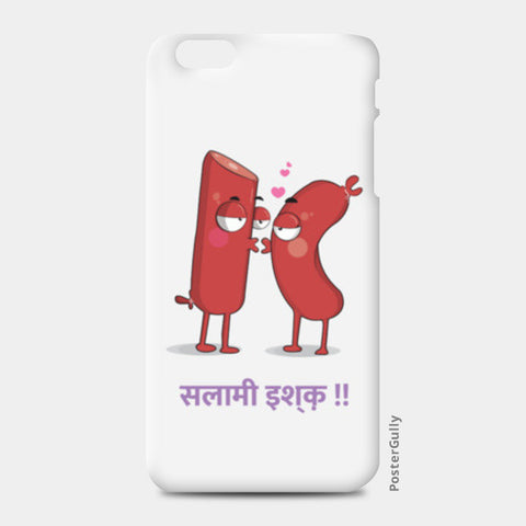 Salami Ishq iPhone 6 Plus/6S Plus Cases | Artist : Swati Mohta