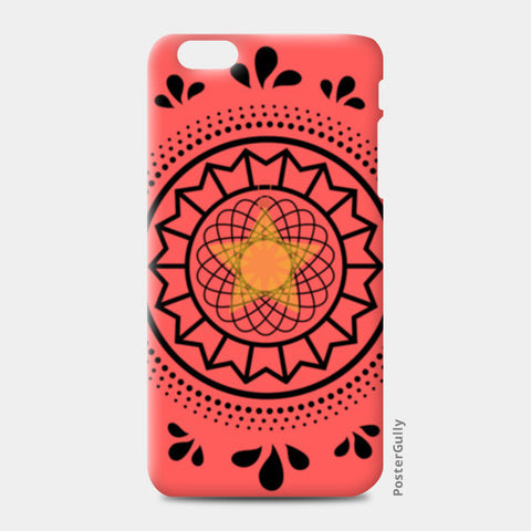 Doodle art iPhone 6 Plus/6S Plus Cases | Artist : Pallavi Rawal