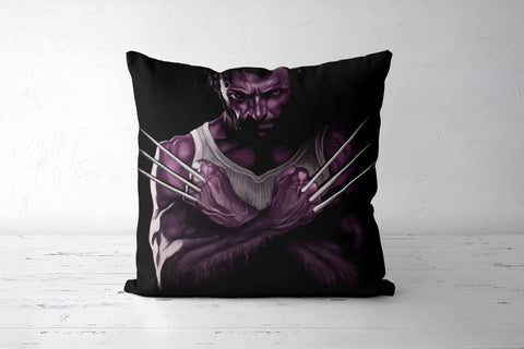 wolverine Cushion Covers | Artist : chaitanya kumar