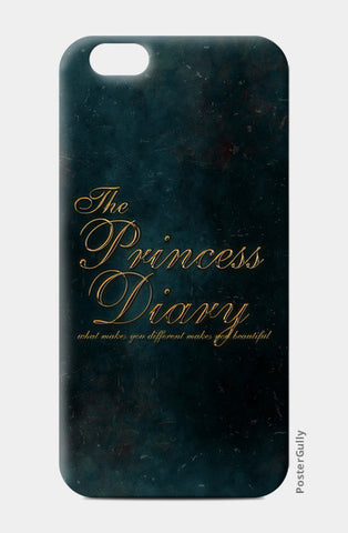 the princess diary iPhone 6/6S Cases | Artist : abhijeet sinha