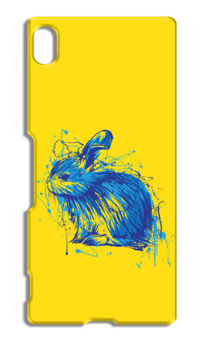 Rabbit Sony Xperia Z4 Cases | Artist : Inderpreet Singh