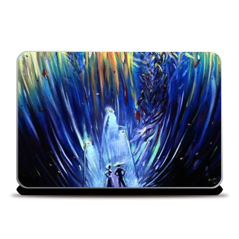 Laptop Skins, Love Defined - Painting Laptop Skins | Artist : Smeet Gusani, - PosterGully