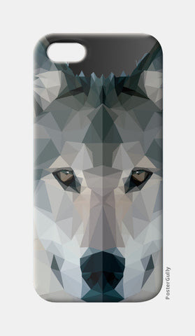 iPhone 5 Cases, Poly Wolf iPhone 5 Cases | Artist : Shashanka Beshra, - PosterGully