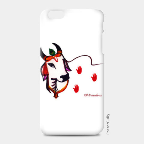 Gaiya | The adorable Indian Cow iPhone 6 Plus/6S Plus Cases | Artist : Miraculous