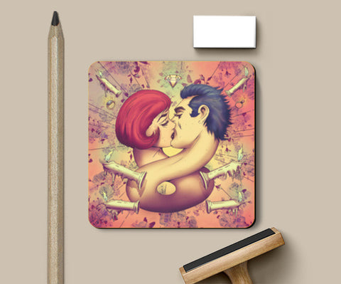 Coasters, Wind Me Up Coaster | Artist : BFL Warehouse, - PosterGully