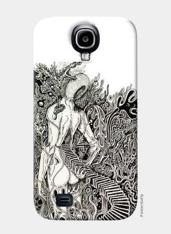 Samsung S4 Cases, Samsung S4C&T Samsung S4 Cases | Artist : Doodles of Tanmoy Kayesen, - PosterGully