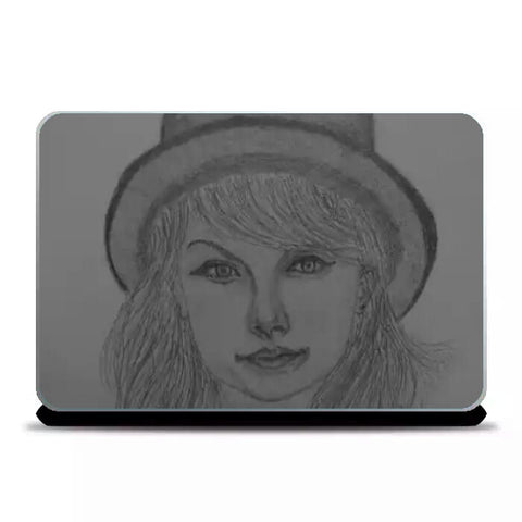 Laptop Skins, Taylor Swift laptop skin | artist : Gaurav Sahu, - PosterGully