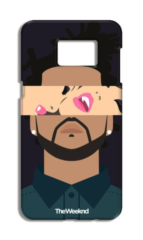 THE WEEKND #2 Samsung S6 Edge Plus Tough Cases | Artist : Naman Kapoor