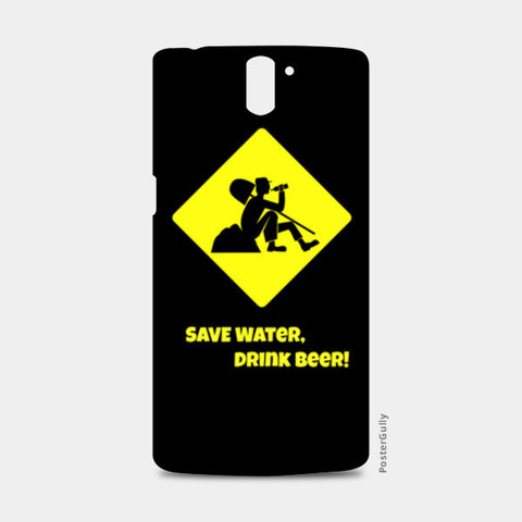 One Plus One Cases, Save Water One Plus One Cases | Artist : Prankbaaz Officials, - PosterGully