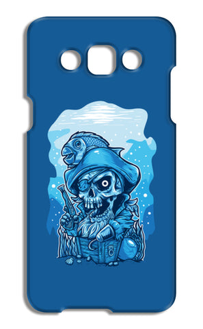 Cartoon Pirates Samsung Galaxy A5 Cases | Artist : Inderpreet Singh