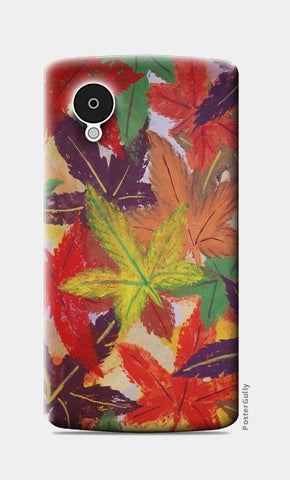Autumn Nexus 5 Cases | Artist : Parvathi Arun