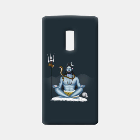 One Plus Two Cases, Shankar -The Destroyer One Plus Two Cases | Artist : Puneet Gaur Barnala, - PosterGully