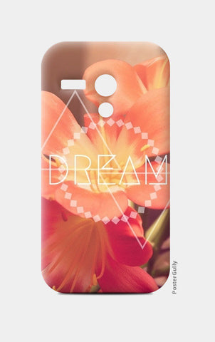Moto G Cases, Dream Moto G Cases | Artist : Vidushi Jain, - PosterGully